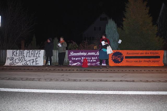 Kein Raum für Nazis in Memmingen und sonst wo