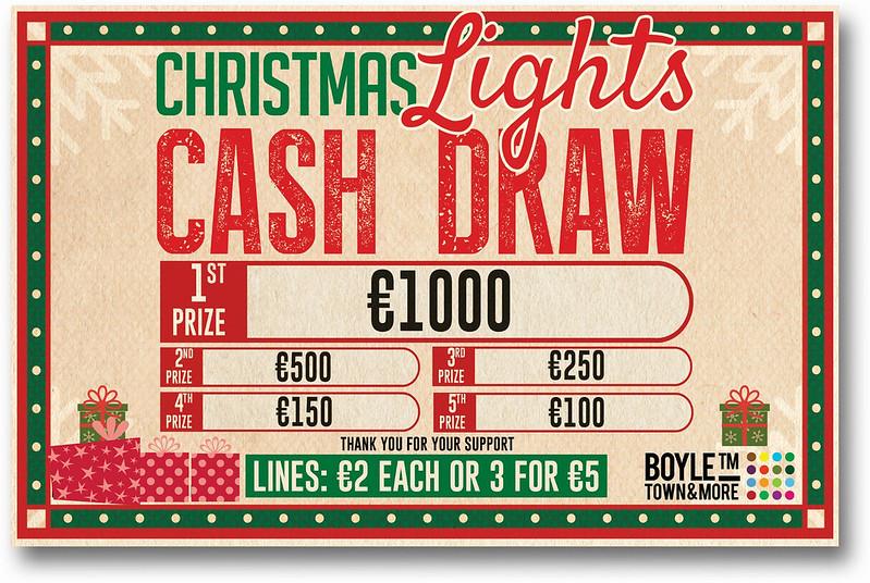 Christmas Lights Draw 2016