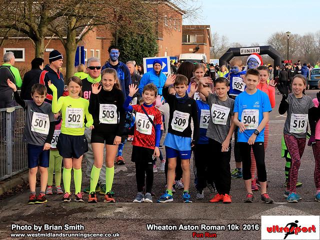Wheaton Aston Roman 10k 2016