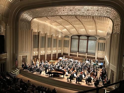The Cleveland Orchestra: Widmann's Trauermarsch (1/12/17)