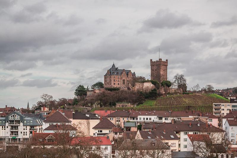 Castillo de Klopp, en Alemania