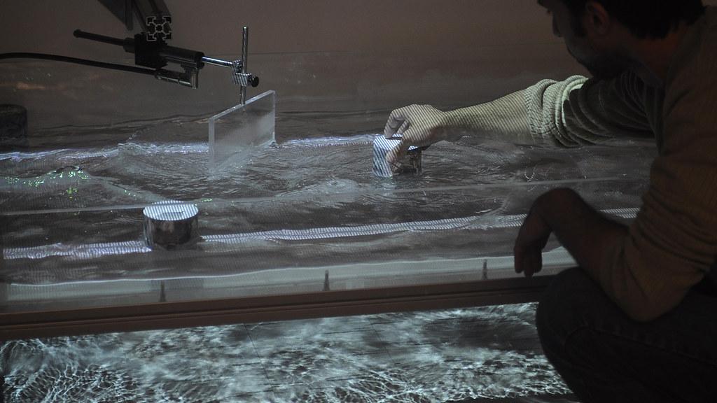 Laboratorio de Flujos Geofísicos
