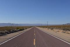 mojave desert preserve road