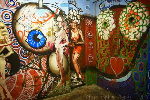Les Frigos ~ Paris