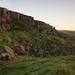 Rocky Valley Sunset by DrupkaTheUnclear
