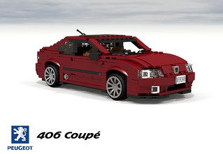 Peugeot 406 Coupé (1996 - Pininfarina)
