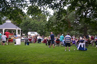 Concerts on the Common - Mystique