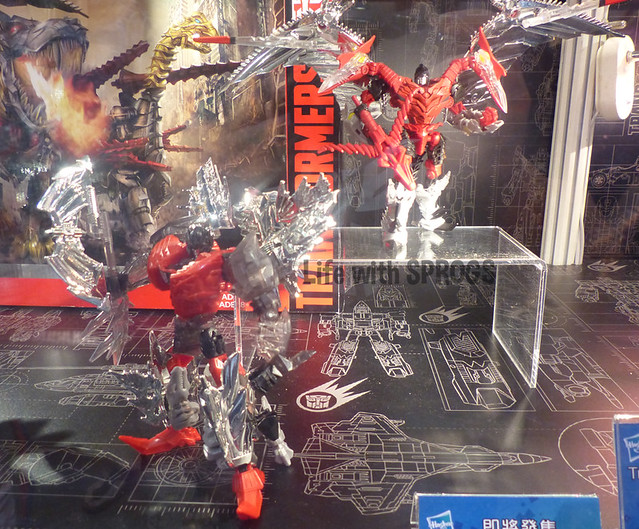 G1 AoE Dinobots