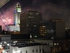 Los Angeles City Hall fireworks, July 4 by jim61773
