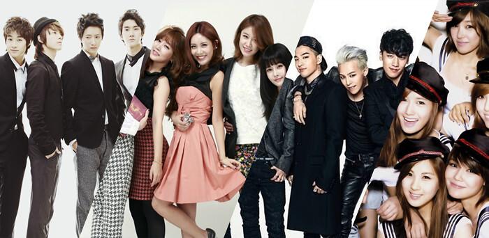 Grupos de k-pop Ganham Destaque em Duas Grandes Competições. Confira!
