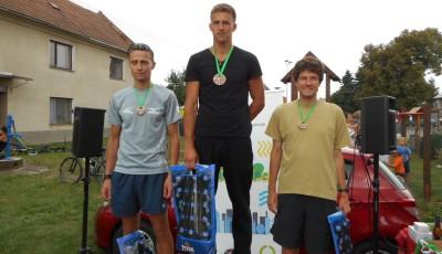 Matoušek a Poláčková z AK Drnovice vyhráli ve Lhotě nad Moravou