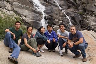 Tokopah Falls
