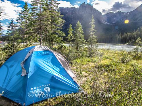 Big Bend Camp Hike