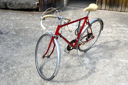 fahrrad at work