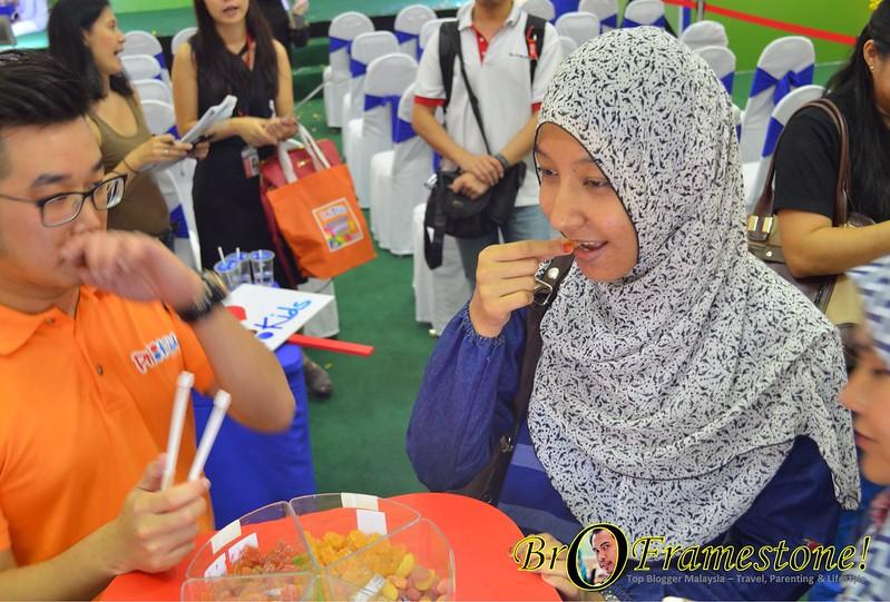 Majlis Pelancaran Produk PNKids di Malaysia