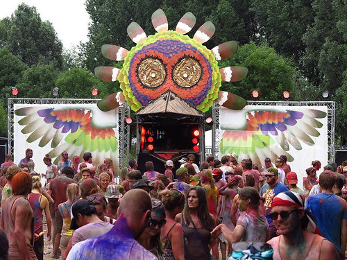 Kleurenblind Festival (Bam Boe stage) @ Utrecht - 19-07-2014