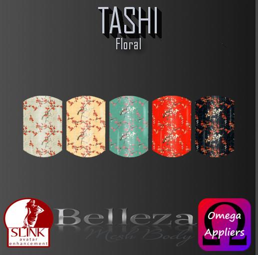 TASHI Floral
