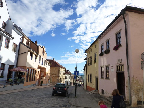 Levoča - UNESCO town in Slovakia