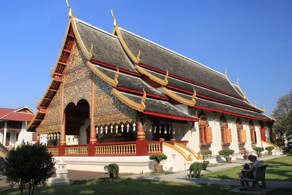 Wat Chaing Man, Chiang Mai