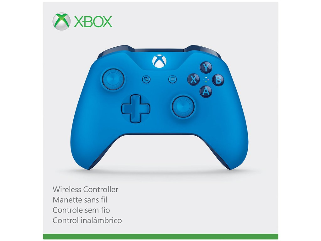 xbox one blue - photo #48