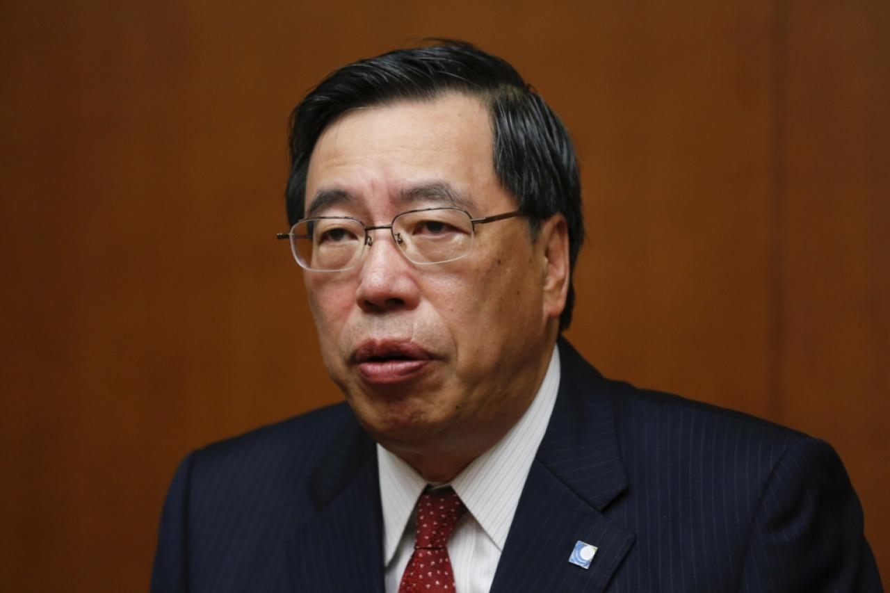 不少議員都知道,梁君彥一直以來主持會議,都說話不清,聲量甚低。(資料圖片)