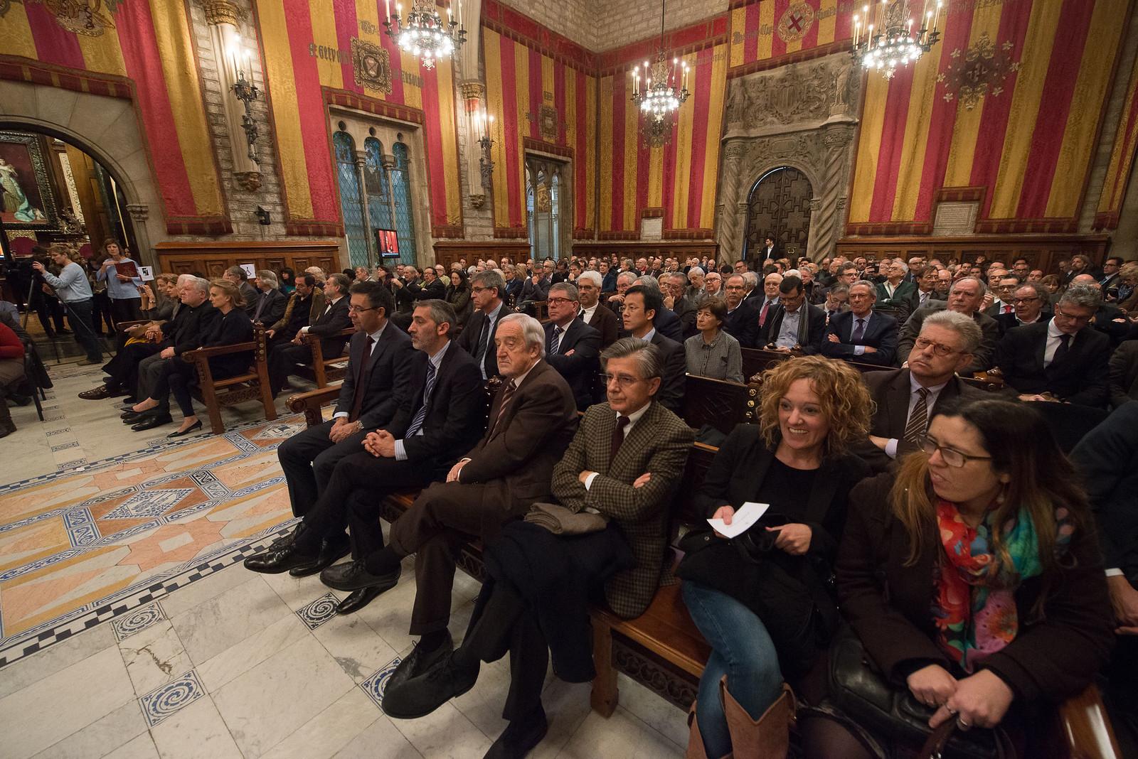 dv., 03/02/2017 - 11:12 - Presentació del 25è aniversari dels Jocs de Barcelona '92