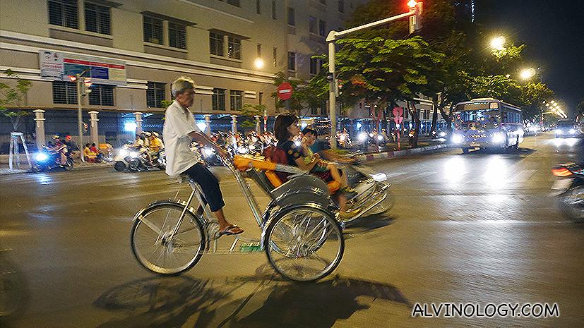 Ho Chi Minh or Hanoi?