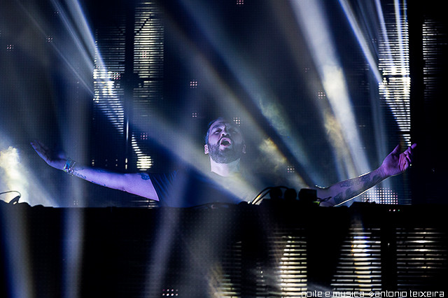 EDP Beach Party - Steve Angello