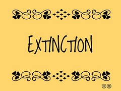 Buzzword Bingo: Extinction
