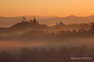 Mrauk U Morning