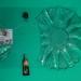 """Broken Glass Plate Repair Extreme Power -Kleber zerbrochenes Glas-Teller, Merkur-Etikett: """"verpackt am"""" - """"an apple a day keeps the doctor away - An ENSO (Japanese: circle, kreis) a Day ..."""" 2. Juli 2015"""