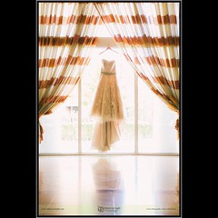 The Wedding Dress. Marc and Kelly had their private estate ranch wedding on June 14, 2015 in Santa Clarita CA.
