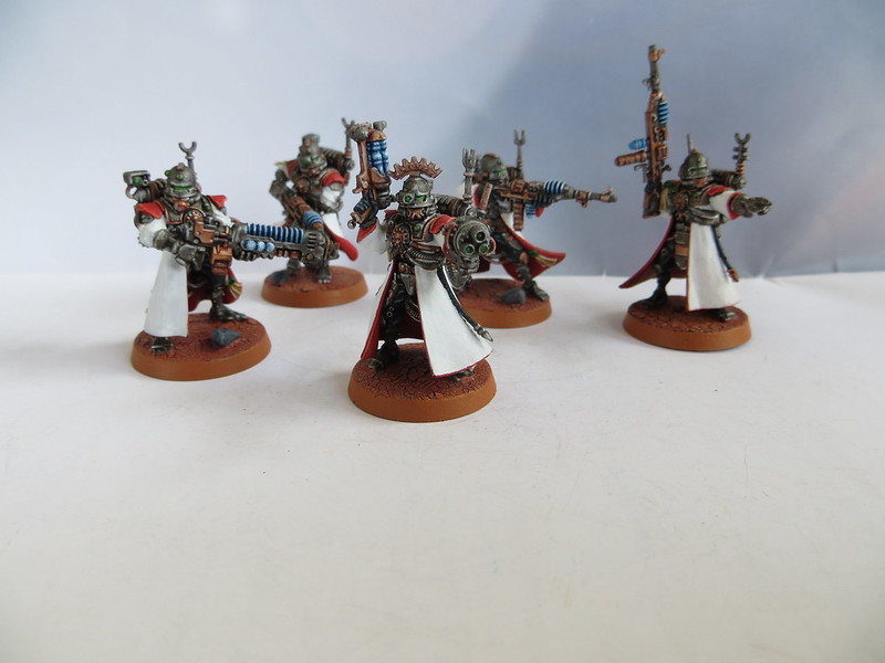 Skitarii Vanguard 1st Troop II