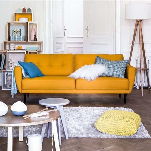 Canapé La Redoute inspiration 50's
