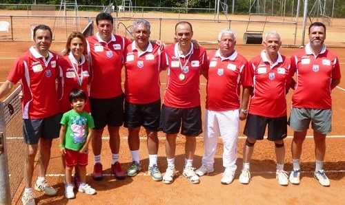 Noicattaro. Cesare Porcelli tennis intero 2