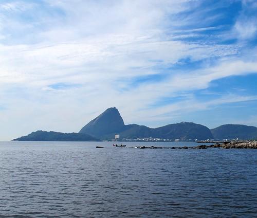 Rio by Boat