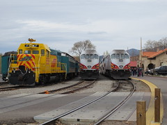 New Mexico Rail Runner Express (NMRX)