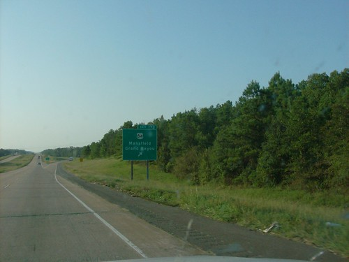 travel signs la louisiana ramps routes roads exits freeways interstates expressways ushighways guidesigns lahighways laroads laroutes