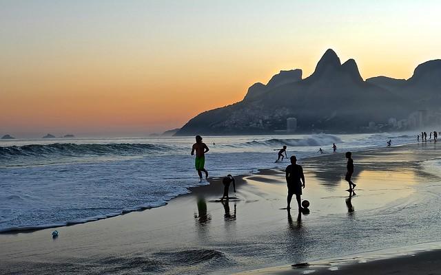 Ipanema, Rio de Janeiro, Brazil 2 by docgelo
