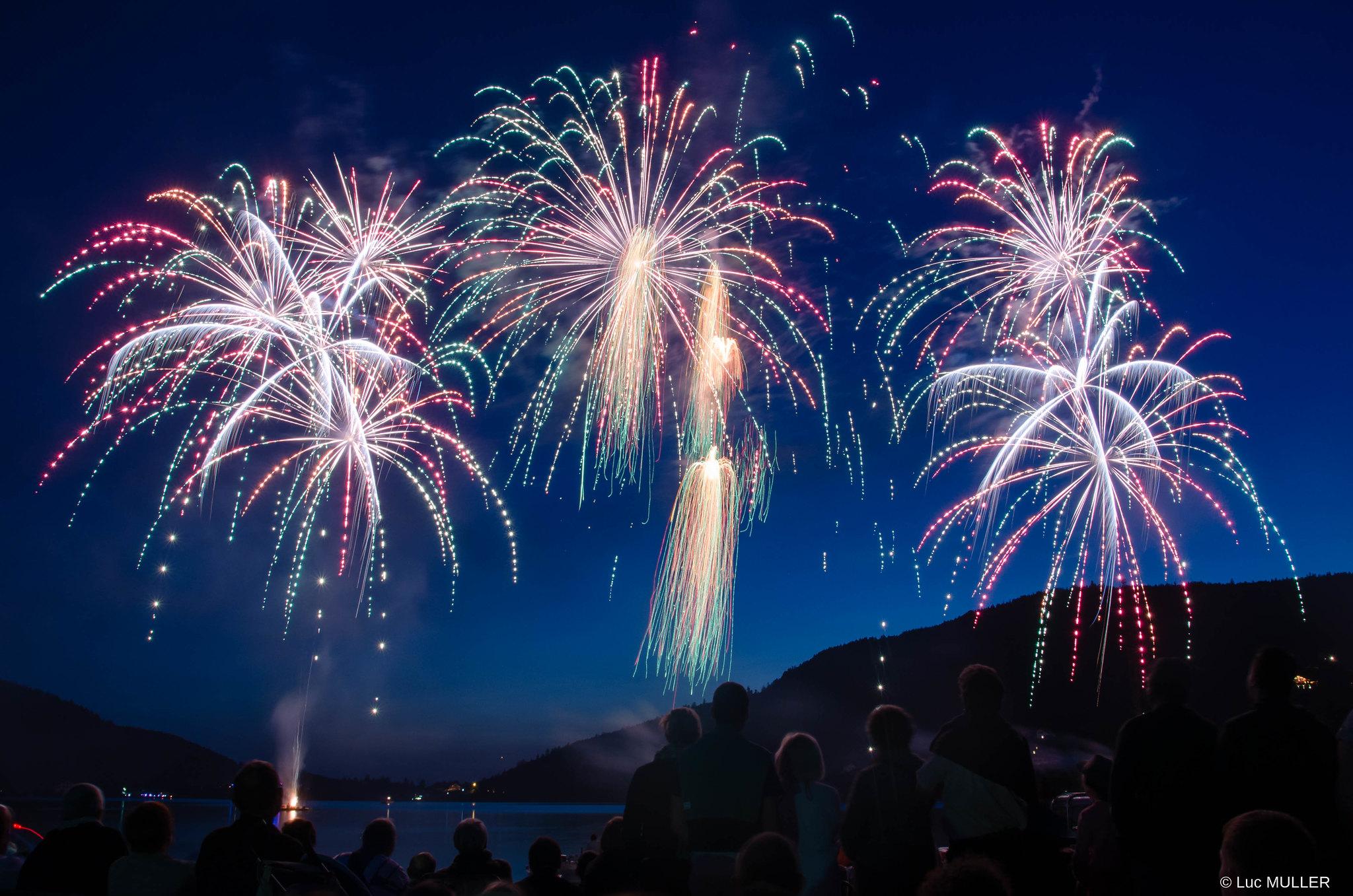 feu d u0026 39 artifice 14 juillet 2015