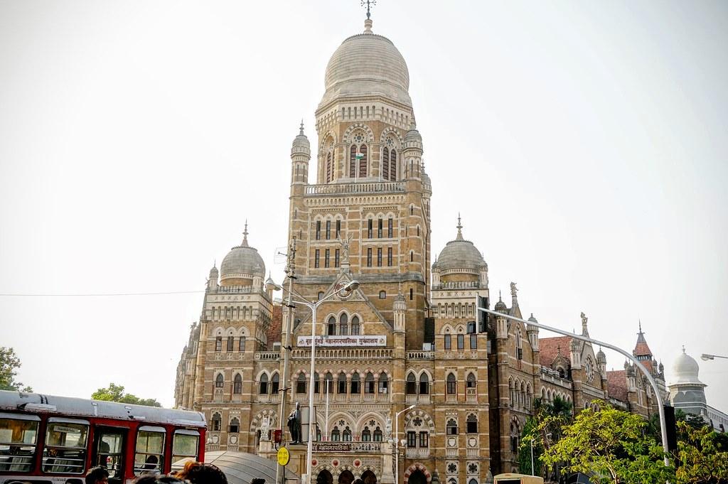 Колониальный Мумбаи