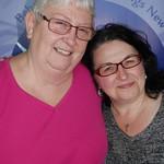 August 7, 2015 - 13:02 - Linda Stonehouse and Kathy Brett, Local Arrangements GC42