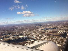 New Jersey, from the air...