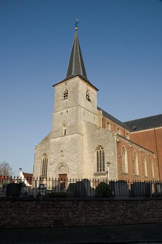 Millen, Sint-Stefanuskerk