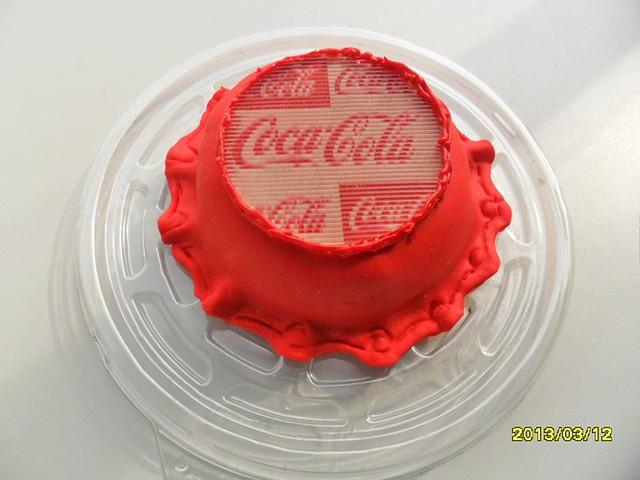 Coca Cola Cake by Hector Mauricio Paez