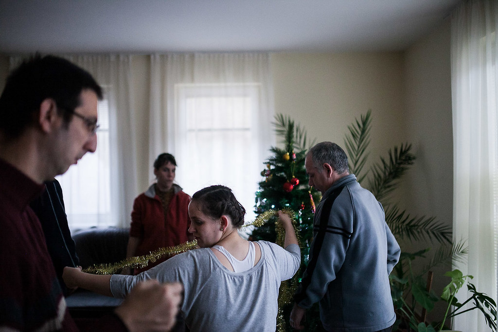 Jani és Vivi karácsonya