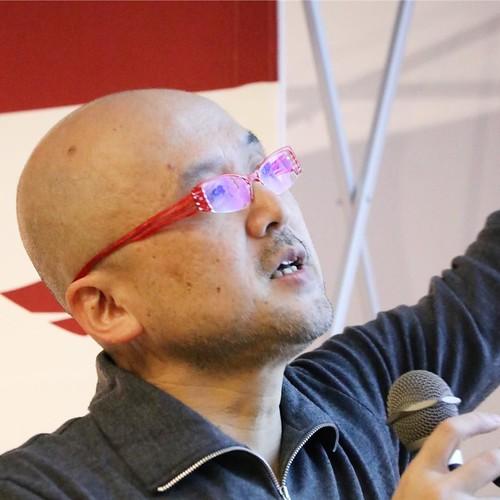 佐藤尚之さんの基調講演。ファンベースマーケティングを高感度層への施策と位置づけることで、全体がすごく分かりやすくなった。 #アンバサダーサミット