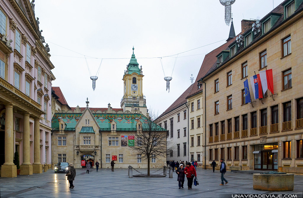 Bratislava ayuntamiento