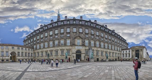 Palacio de Christiansborg, Copenhague