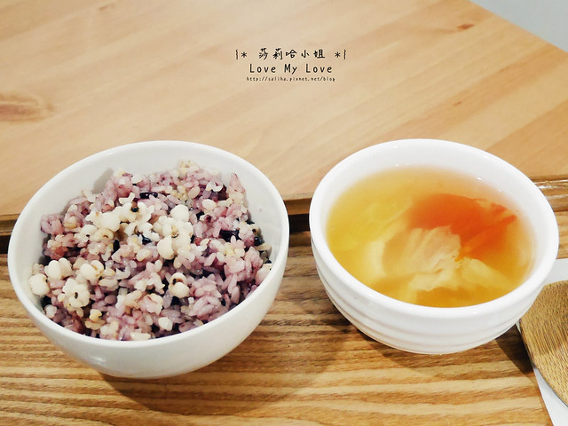 新店大坪林站附近素食餐廳原粹蔬食作 (30)